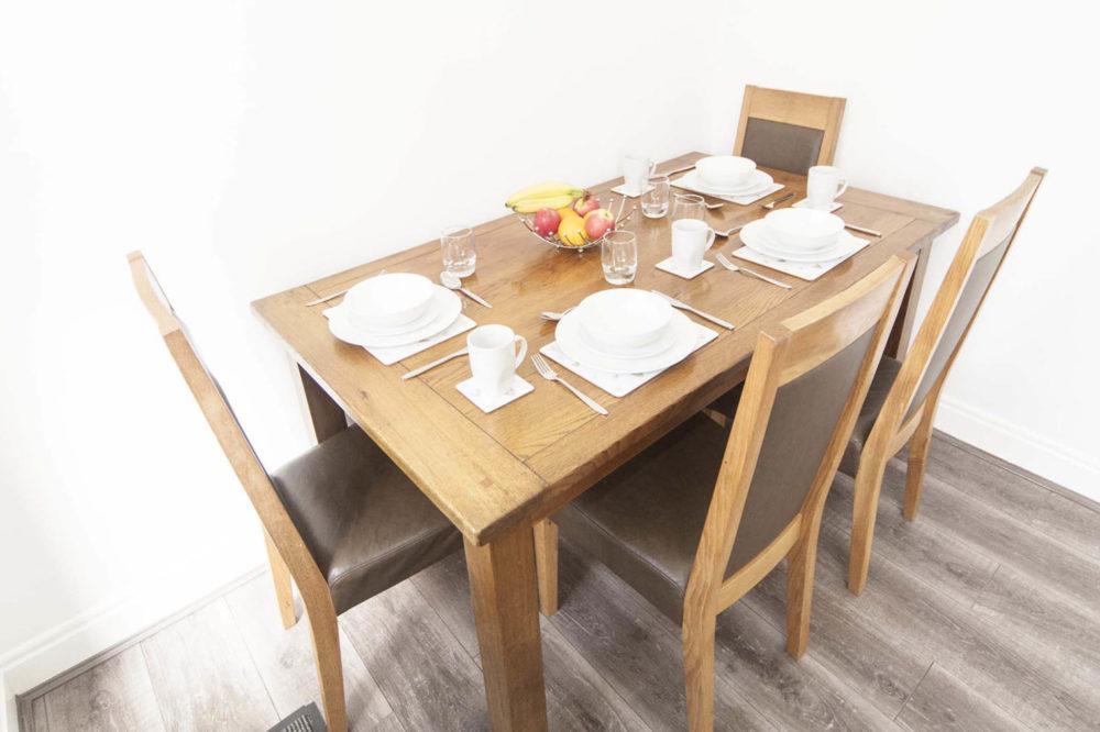 Sargent & Garvey - Glenbourne House - Dinning Table