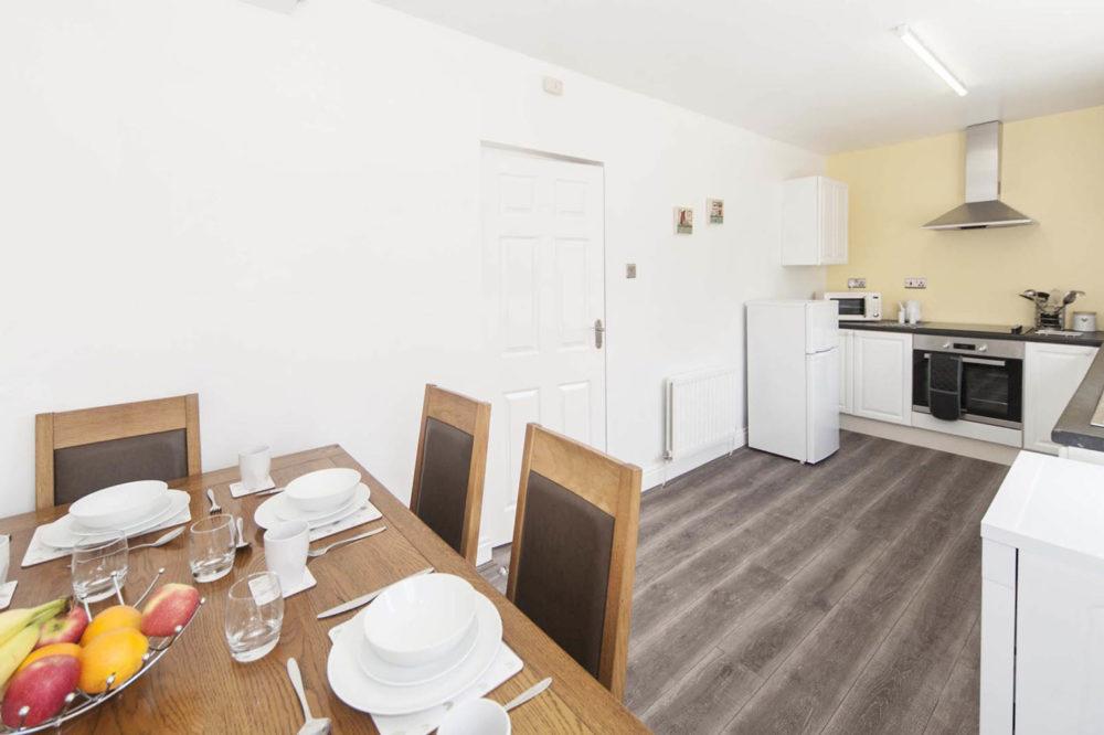 Sargent & Garvey - Glenbourne House - Kitchen 1