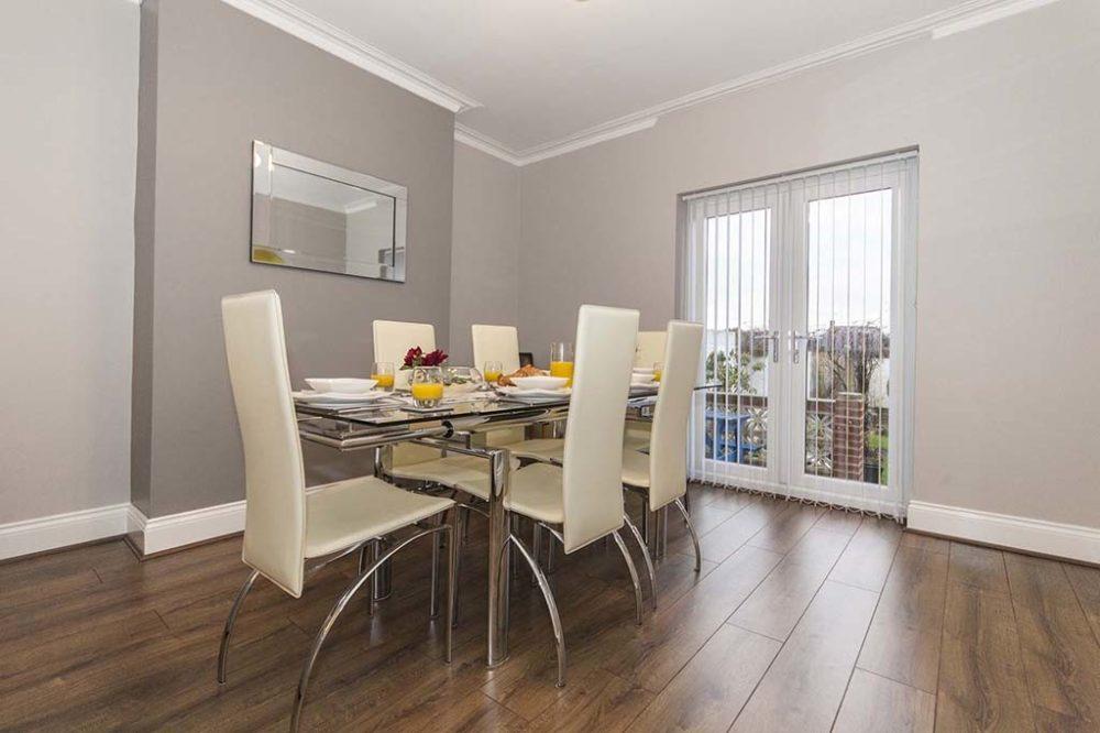 Sargent & Garvey - Illume House - Dinning Room 1
