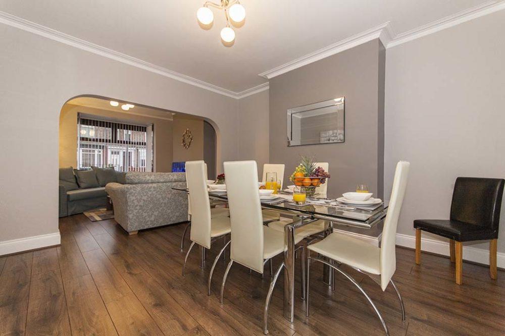 Sargent & Garvey - Illume House - Dinning Room 2