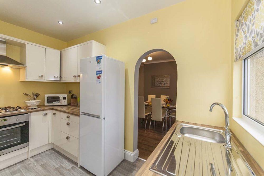Sargent & Garvey - Illume House - Kitchen 2