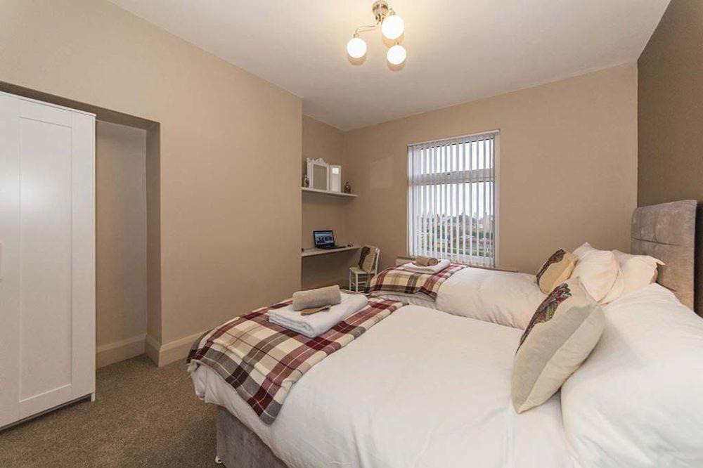 Sargent & Garvey - Illume House - Twin bedroom 2