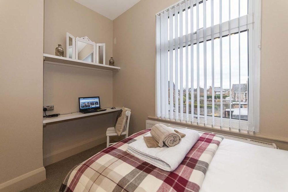 Sargent & Garvey - Illume House - Twin bedroom 3