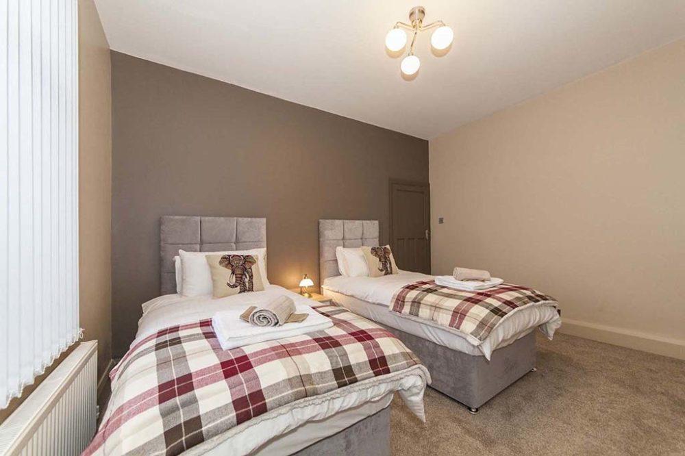 Sargent & Garvey - Illume House - Twin bedroom 4