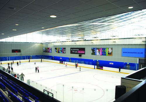 Billingham Forum Ice Arena